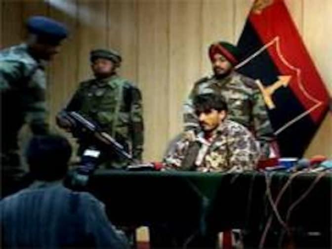 हिजबुल मुजाहिद्दीनच्या अतिरेक्याला जम्मू-काश्मिरमध्ये अटक