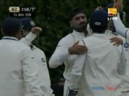 भारताचा न्यूझीलंडमध्ये ऐतिहासिक विजय : वेलिंग्टन टेस्ट ड्रॉ