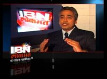 आयबीएन-लोकमतचा पहिला वाढदिवस