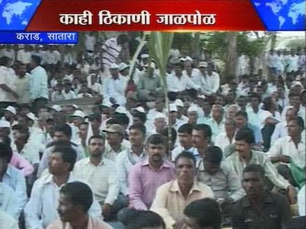 ऊस दर आंदोलन:मुख्यमंत्री घेणार राजू शेट्टींची भेट