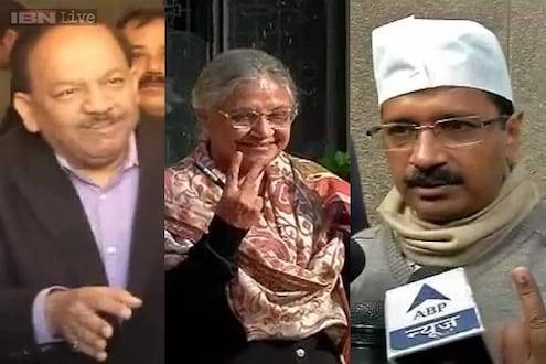 दिल्लीत 66 टक्के विक्रमी मतदान