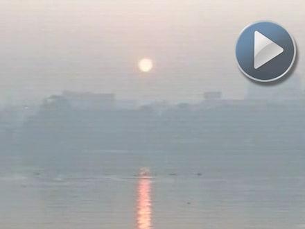 पहिला सूर्योदय