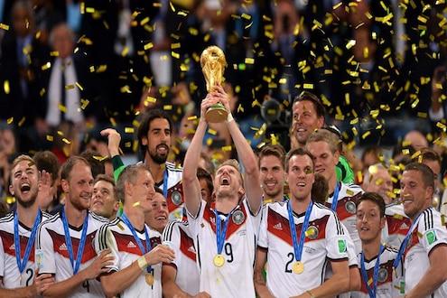 अर्जेंटिनाचा पराभव करत जर्मनी ठरली वर्ल्ड चॅम्पियन