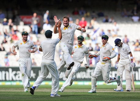 मेलबर्न टेस्ट ड्रा करण्यात टीम इंडियाला यश