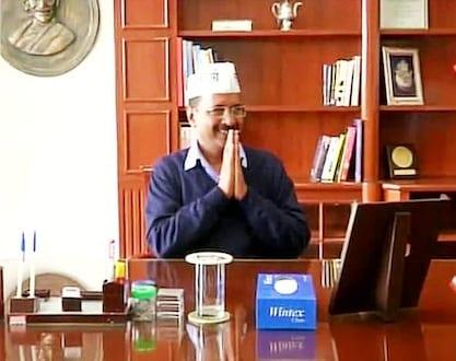 'आम आदमी' पुन्हा मुख्यमंत्री !
