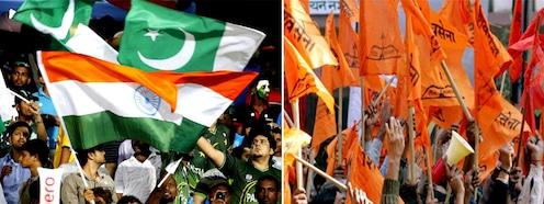 भारत-पाक क्रिकेट'युद्धा'ला केंद्राचा ग्रीन तर सेनेचा रेड सिग्नल !