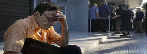 ग्रीस दिवाळखोरीच्या उंबरठ्यावर, 1 अब्ज 70 कोटींचं कर्ज फेडण्यास नकार