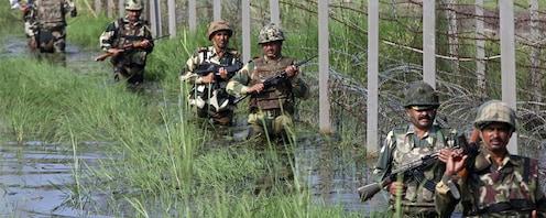 पाकिस्तानकडून रात्रीपासून गोळीबार सुरू, भारताचं चोख प्रत्युत्तर