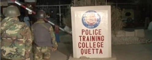 बलुचिस्तानमधल्या पोलीस सेंटरवर हल्ला, 60 ठार