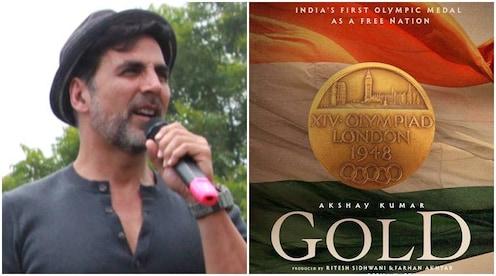 अक्षय कुमार घेऊन येतोय 'गोल्ड', 15 ऑगस्ट 2018ला रिलीज