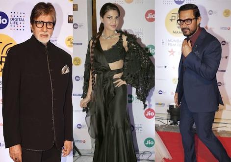 जिओ मामिचं शानदार उद्घाटन, अमिताभ,आमिर,अनुरागची उपस्थिती