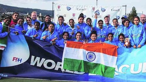भारतीय महिला हॉकी टीमनं शूटआऊटमध्ये चिलीचा केला पराभव
