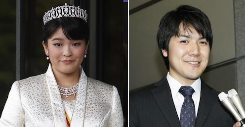 होय, प्रेम आंधळं असतं ; जपानच्या राजकुमारीने प्रेमासाठी राजेशाही थाट सोडला