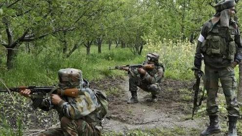 भारतीय लष्कराचा पुन्हा दणका, 2 दहशतवाद्यांचा ENCOUNTER