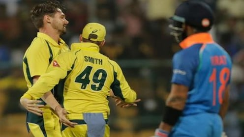 ऑस्ट्रेलियानं भारताचा 21 धावांनी केला पराभव