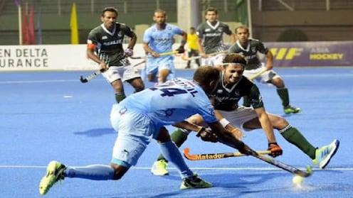 आशिया कप हॉकी स्पर्धेत भारताची पाकिस्तानवर 3-1ने मात