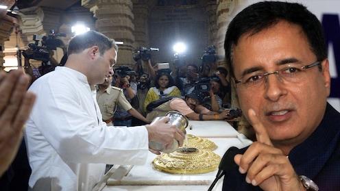 राहुल गांधी हे तर जानवं घालणारे हिंदू !- 'बिगर हिंदू' वादावर काँग्रेसचं स्पष्टीकरण