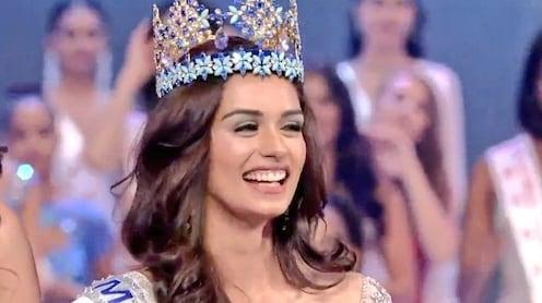 17 वर्षांनंतर भारताला सौंदर्याचा 'मुकूट', मानुशी छिल्लर यंदाची मिस वर्ल्ड !