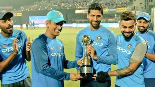 न्यूझीलंडचा धुव्वा उडवत टीम इंडियाचा 'फास्टर नेहरा'ला विजयी निरोप