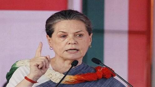 मोदी पंतप्रधान होण्यापूर्वी आमच्या सरकारने काही केलचं नाही का? - सोनिया गांधी