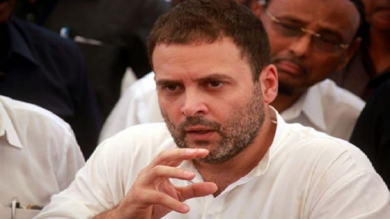आपलं सरकार महिलांचं संरक्षण करु शकत नाही - राहुल गांधी