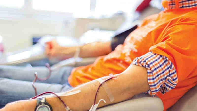 18 पेक्षा कमी आणि 60 पेक्षा जास्त वयाच्या व्यक्तींचंही रक्त घेतलं जात नाही.