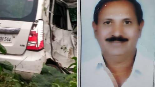 मुंबई-नाशिक महामार्गावर भीषण अपघात, भाजप नेता जागीच ठार