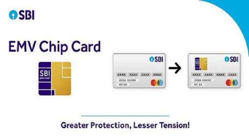 नव्या डेबिट कार्डने काय फायदा होईल? ईएमव्ही चिप कार्ड खोट्या आणि नकली कार्डद्वारे होणाऱ्या फसवणुकीवर नियंत्रण ठेवते.