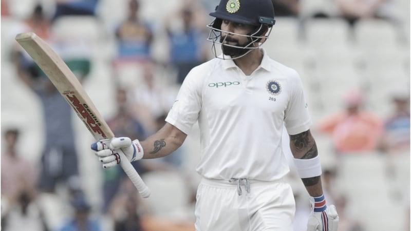 विराटने 225 चेंडूंत 22 चौकार आणि एक षटकारांसह 149 धावा केल्या. हा त्याचा सगळ्यात मोठा स्कोर आहे. त्याआधी, 2015 मध्ये त्याने साउथेम्पटनमध्ये सर्वाधिक धावा केल्या होत्या.