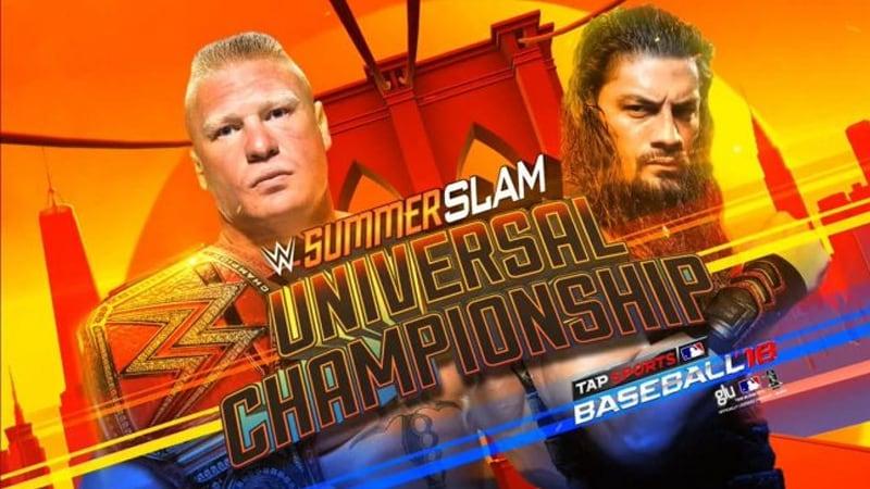 504 दिवस सलग WWE युनिवर्सल चॅम्पियन असलेल्या ब्राॅक लेसनरला अखेर पराभवाचा सामना करावा लागला. रोमन रेन्सने ब्रॉक लेसनरला पराभूत करून अखेर WWE युनिवर्सल चॅम्पियन चा किताब पटकावलाय.