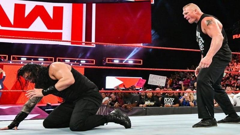 ब्राॅक लेसनर गेल्या 504 दिवसांपासून WWE युनिवर्सल चॅम्पियन होता. लेसनरला ज्यांनी आव्हान दिलं त्याला पराभूत केलं. एवढंच नाहीतर ब्राॅकने अंडरटेकरला हरवलं होतं त्यामुळे अंडरटेकरने निवृत्ती घेतली होती.