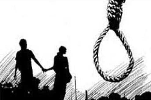 गुढीपाडव्याच्या पहाटे सोलापूर हादरलं, गळफास घेत प्रेम युगुलाची आत्महत्या