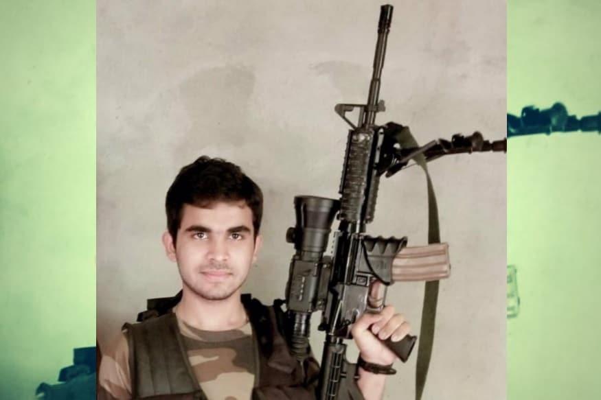 उस्मान हैदर असं दक्षिण काश्मीरच्या त्राल भागात झालेल्या चकमकीत ठार झालेल्या दहशतवादीचं नाव आहे.