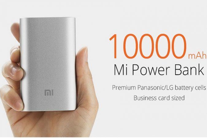Mi 10000mAh power bank: तुमच्या फोनसाठी एखादी पॉवर बँक घ्यायची असेल तर एमआयची पॉवर बँक हा एक चांगला पर्याय तुमच्यासमोर उपलब्ध आहे. या सेलमध्ये तुम्ही एमआयची १० हजार mAH वाल्या पॉवर बँकवर ५०० रुपयांची सूट मिळत आहे. ही पॉवर बँक फक्त ६९९ रुपयांना मिळत आहे.