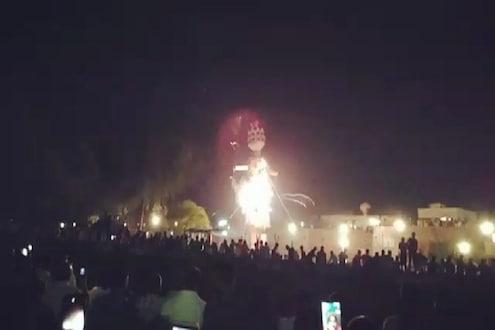 #AmritsarTrainAccident : कार्यक्रमाची कोणतीच कल्पना नव्हती, रेल्वेचा दावा
