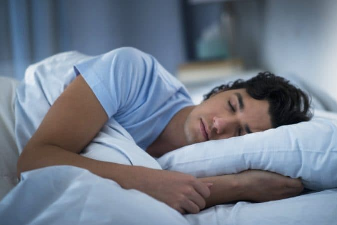 तसेच दिवसभरातील गोष्टी झोपेत संग्रहीत व्हायला मदत होते.