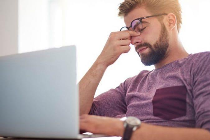 गूगल ट्रेंडमध्ये दुसऱ्या स्थानावर शोधला जाणारा आजार आहे झोपेची कमतरता