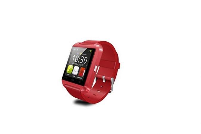 CASVO U8 smartwatch: जर तुम्हाला फोनसाठी स्मार्टवॉच हवं असेल तर casvo चं स्मार्टवॉच विकत घेऊ शकता. हे घड्याळ पांढरा, लाल आणि काळा अशा तीन रंगांमध्ये उपलब्ध आहे. हे घड्याळ फक्त ७४९ रुपयांमध्ये मिळत आहे. या घडाळ्याची मुळ किंमत १, २५० रुपये आहे.
