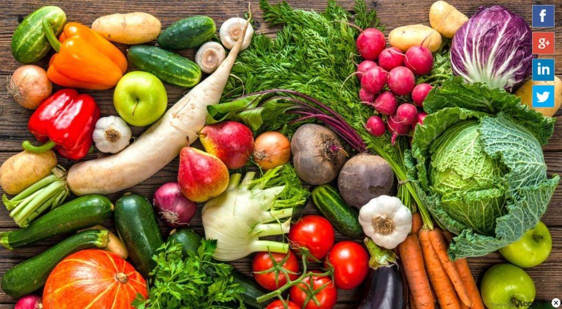 30 वर्षानंतर तुमच्या आहारात पालेभाज्यांचं प्रमाण वाढलं पाहिजे. सोबत सर्व प्रकारच्या भाज्या आहारात समावेश करावा.