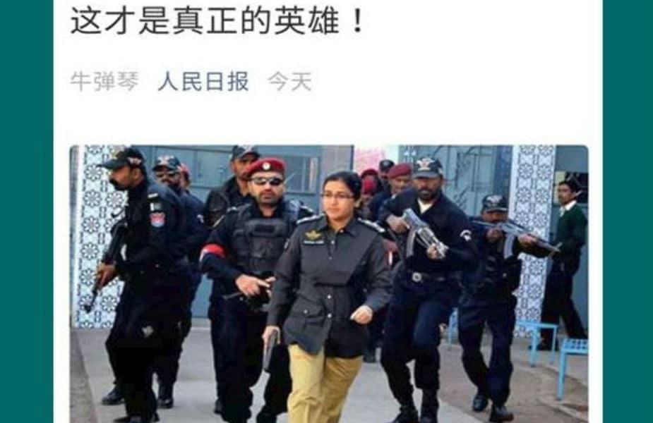 सोशल मीडियावर युझर्सनी सुहाईच्या सुरक्षेबद्दलही प्रश्न उपस्थित केले आहेत. त्यांच्या मते, अशी धाडसी ऑफिसर पाकिस्तानात सुरक्षित नाही. त्यामुळे तिने लवकर चीनमध्ये यावं.