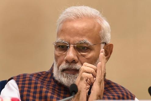 'आजकाल पंतप्रधान नरेंद्र मोदी नजरेला नजर भिडवत नाहीत'
