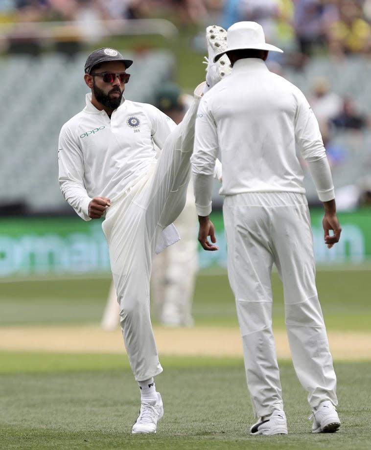 एडिलेड येथील पहिल्या कसोटी सामन्यात भारताने तब्बल १० वर्षांनी ऑस्ट्रेलियात कसोटी सामना जिंकण्याचा पराक्रम केला. विराट कोहलीच्या टीमने ३१ धावांनी ऑस्ट्रेलियाच्या संघावर विजय मिळवला.