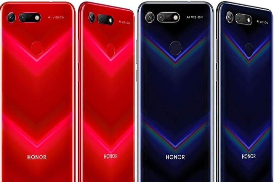 View20 ला पंच होल डिस्प्ले असणार आहे. हा फोन चीनमध्ये लॉन्च करण्यात आला आहे. या फोनमध्ये HiSilicon Kirin 980 SoC प्रोसेसर आहे. हा फोन अँड्रॉइडच्या 9.0 Pie या व्हर्जनवर चालतो.