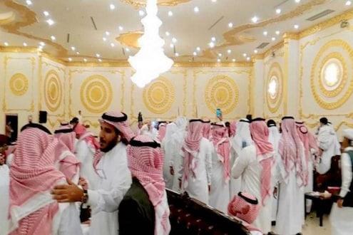 सौदी अरेबियातले लोक शाही लग्नही साधेपणानं का करायला लागलेत?