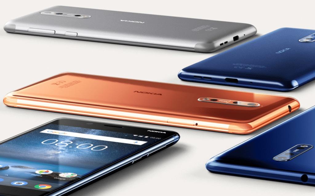 नवीन फोन विकत घ्यायचा असले तर तुमच्यासाठी आनंदाची बातमी आहे. कारण HMD ग्लोबलची कंपनी नोकियाने त्यांच्या तीन फोनच्या किंमतीत घट केली आहे. अशात जर तुम्हाला नवीन फोन खरेदी करायचा असेल तर तुम्हाला नोकियाने उत्तम संधी दिली आहे. Nokia 3.1, Nokia 5.1 आणि Nokia 6.1 फोनच्या किंमतीत कमालीची घट करण्यात आली आहे. या फोनच्या नवीन किंमती काय आहेत ते जाणून घ्या.
