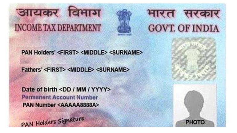 पॅन कार्ड - कुठल्याही सरकारी सुविधा घेण्यासाठी जी कागदपत्र लागतात, त्यात पॅन कार्ड असणं महत्त्वाचं आहे.