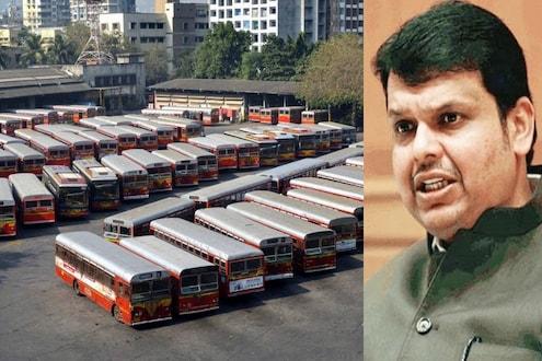 VIDEO बेस्टचा संप :पैशाचा प्रश्न नाही, मुंबई महापालिका राज्य सरकारपेक्षाही श्रीमंत - मुख्यमंत्री
