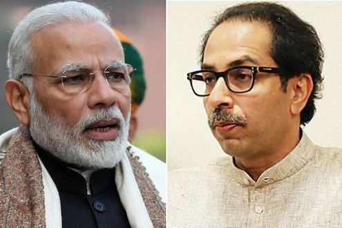 कर्नाटकचा निकाल लागताच PM मोदींनी शिवसेनेवर साधला निशाणा