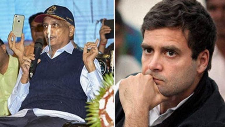 विचारपूस करायला आलेल्या भेटीचं राजकारण करू नका, असा स्पष्ट खुलासा करत पर्रिकरांनी राहुल गांधींवर लेटर बाँब फोडला.