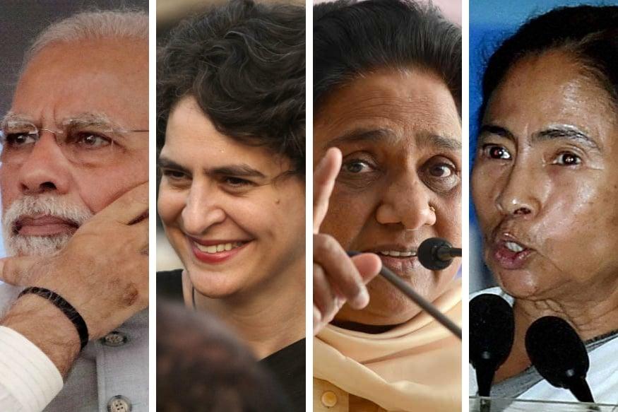 येत्या लोकसभा निवडणुकीत या तीन राजकारणी महिला भाजपची डोकेदुखी वाढवणार, अशी चिन्हं आहेत. पंतप्रधान मोदी यांना आव्हान देण्यासाठी प्रियांका गांधी, मायावती आणि ममता बॅनर्जी या तिघींनी कंबर कसली आहे.